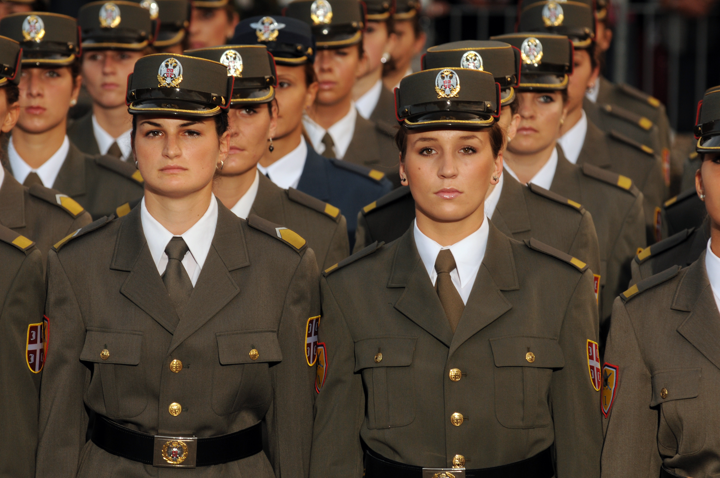 Serbian officer cadets 2